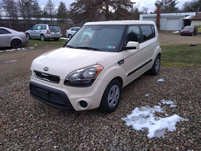2013 Kia Soul for sale at Seneca Motors, Inc. (Seneca PA) in Seneca PA