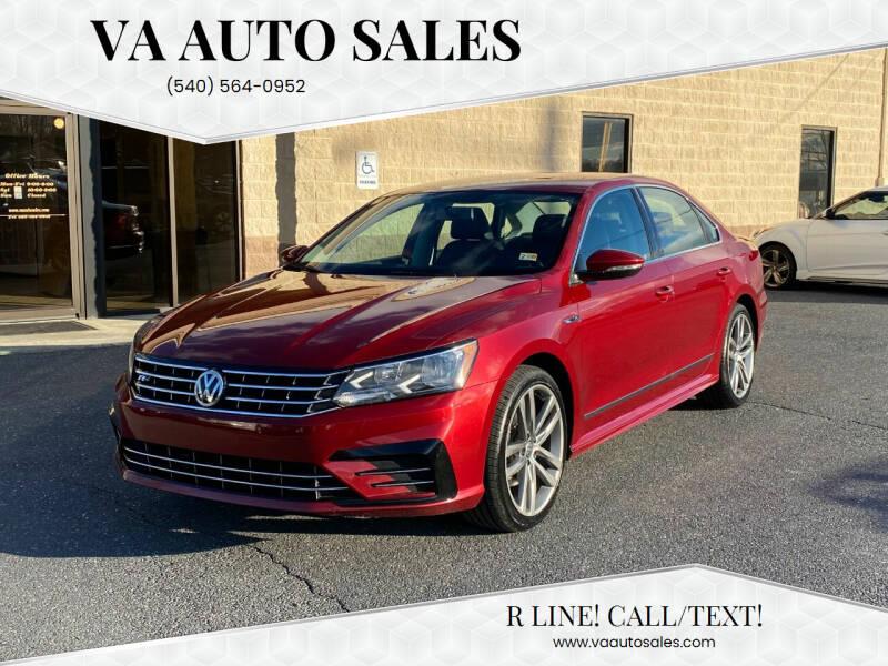 2017 Volkswagen Passat for sale at Va Auto Sales in Harrisonburg VA