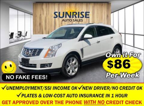 2016 Cadillac SRX for sale at AUTOFYND in Elmont NY