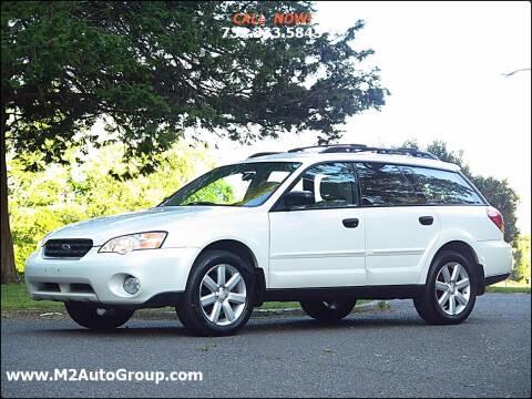 2007 Subaru Outback for sale at M2 Auto Group Llc. EAST BRUNSWICK in East Brunswick NJ