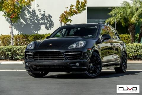 2013 Porsche Cayenne for sale at Nuvo Trade in Newport Beach CA