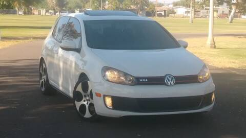 2012 Volkswagen GTI for sale at CAR MIX MOTOR CO. in Phoenix AZ