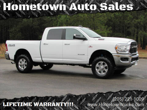 2019 RAM Ram Pickup 2500 for sale at Hometown Auto Sales - Trucks in Jasper AL
