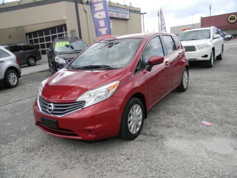 2015 Nissan Versa Note for sale at Meridian Auto Sales in San Antonio TX