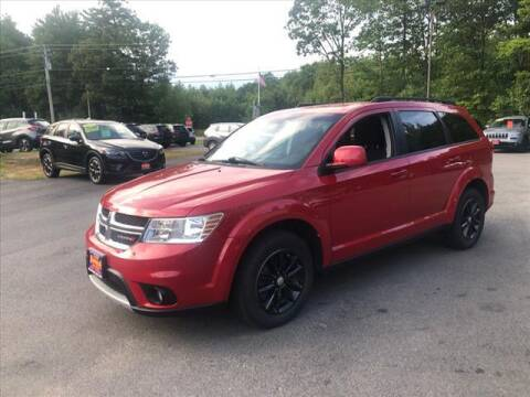 2015 Dodge Journey for sale at North Berwick Auto Center in Berwick ME