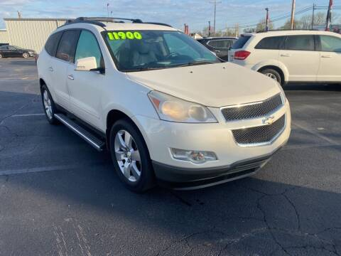 2012 Chevrolet Traverse for sale at Used Car Factory Sales & Service Troy in Troy OH