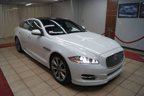 2015 Jaguar XJ for sale at Adams Auto Group Inc. in Charlotte NC