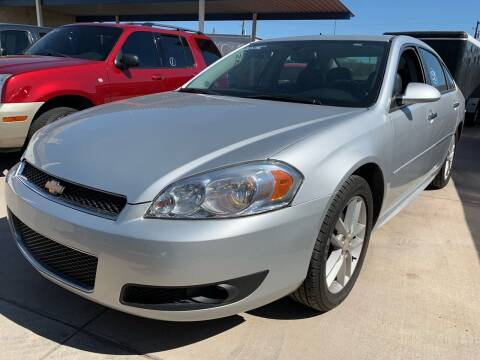 2015 Chevrolet Impala Limited for sale at Town and Country Motors in Mesa AZ