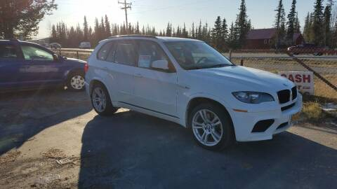 2011 BMW X5 M for sale at Great Alaska Car Co. in Soldotna AK
