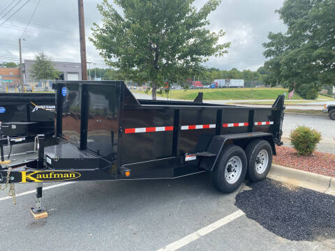 2021 Kaufman Dump for sale at Big Daddy's Trailer Sales in Winston Salem NC