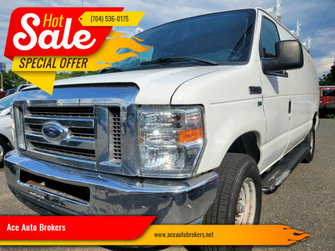 2014 Ford E-Series Cargo for sale at Ace Auto Brokers in Charlotte NC