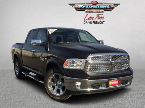2017 RAM Ram Pickup 1500 for sale at Rocky Mountain Commercial Trucks in Casper WY