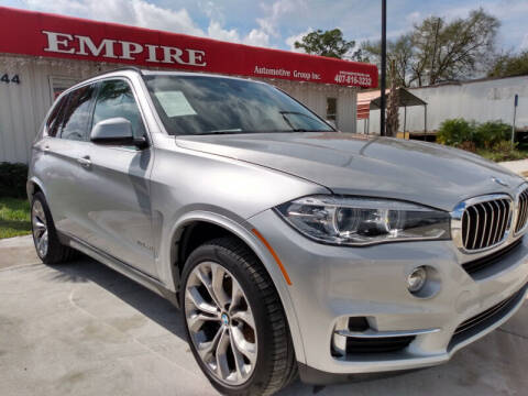 2015 BMW X5 for sale at Empire Automotive Group Inc. in Orlando FL