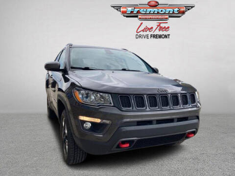 2018 Jeep Compass for sale at Rocky Mountain Commercial Trucks in Casper WY