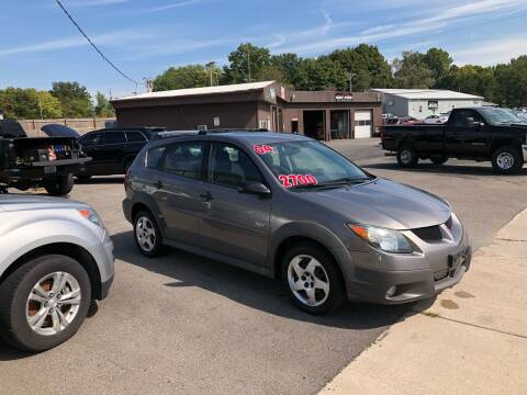 2004 Pontiac Vibe for sale at Bob's Imports in Clinton IL