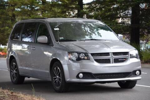 2018 Dodge Grand Caravan for sale at Brand Motors llc in Belmont CA