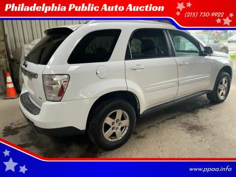 2008 Chevrolet Equinox for sale at Philadelphia Public Auto Auction in Philadelphia PA