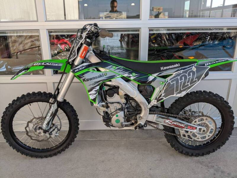 2019 Kawasaki KX250F for sale in Rapid City, SD