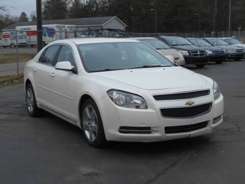 2011 Chevrolet Malibu for sale at MT MORRIS AUTO SALES INC in Mount Morris MI