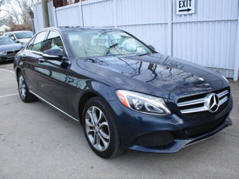 2015 Mercedes-Benz C-Class for sale at SOUTHFIELD QUALITY CARS in Detroit MI