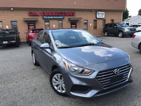 2019 Hyundai Accent for sale at CAR CONNECTIONS in Somerset MA