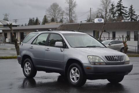 2001 Lexus RX 300 for sale at Skyline Motors Auto Sales in Tacoma WA
