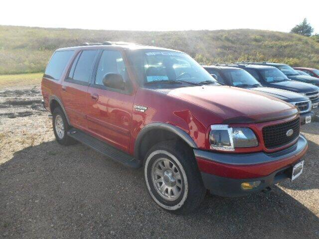 2001 Ford Expedition XLT 4WD 4dr SUV - Chamberlain SD