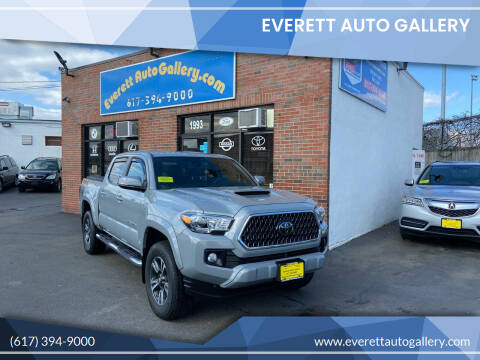 2018 Toyota Tacoma for sale at Everett Auto Gallery in Everett MA