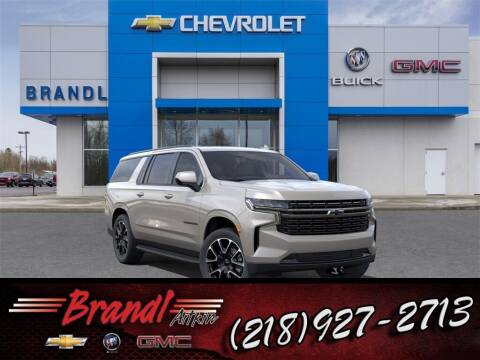 2021 Chevrolet Suburban for sale at Brandl GM in Aitkin MN
