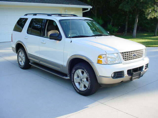 2003 Ford Explorer for sale at ALL ACCESS AUTO in Murray UT