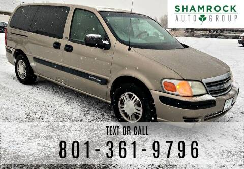2003 Chevrolet Venture for sale at Shamrock Group LLC #1 in Pleasant Grove UT