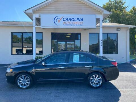 2012 Lincoln MKZ Hybrid for sale at Carolina Auto Credit in Youngsville NC