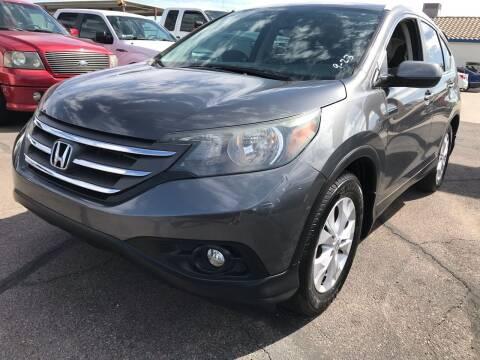 2014 Honda CR-V for sale at Town and Country Motors in Mesa AZ