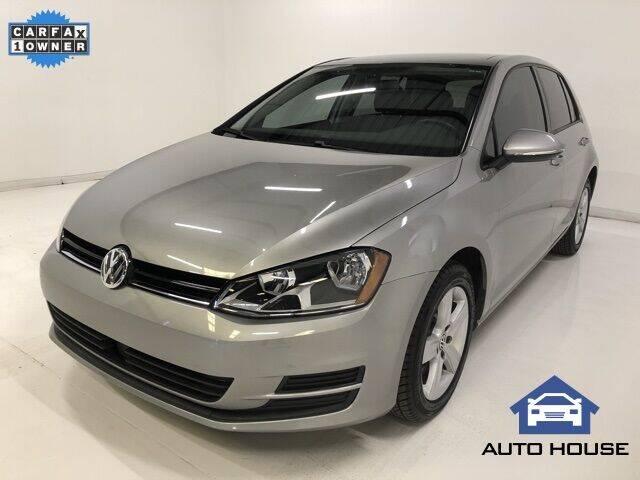 2017 Volkswagen Golf for sale at Auto House Phoenix in Peoria AZ