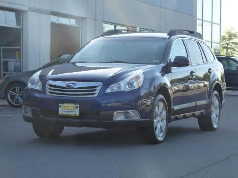 2010 Subaru Outback for sale at Loudoun Motor Cars in Chantilly VA