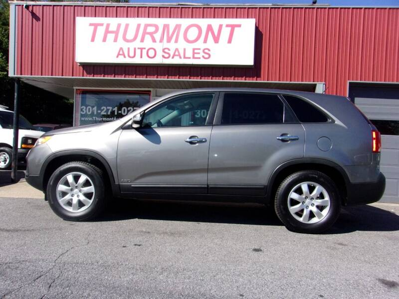 2011 Kia Sorento for sale at THURMONT AUTO SALES in Thurmont MD