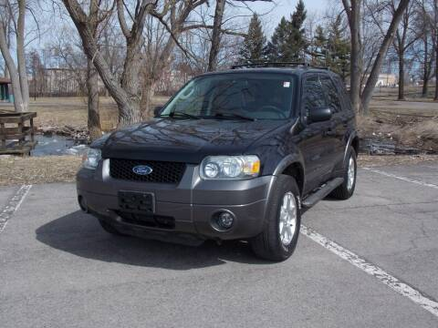 2006 Ford Escape for sale at Your Choice Auto Sales in North Tonawanda NY