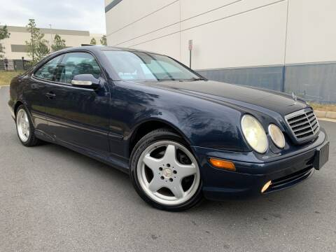 2001 Mercedes-Benz CLK for sale at PM Auto Group LLC in Chantilly VA