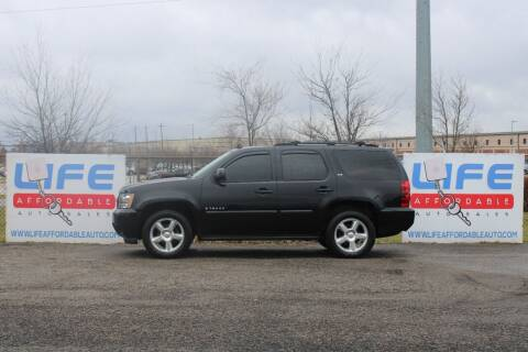 2007 Chevrolet Tahoe for sale at LIFE AFFORDABLE AUTO SALES in Columbus OH