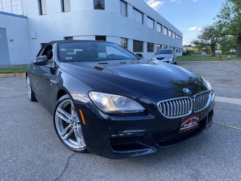 2012 BMW 6 Series for sale at JerseyMotorsInc.com in Teterboro NJ