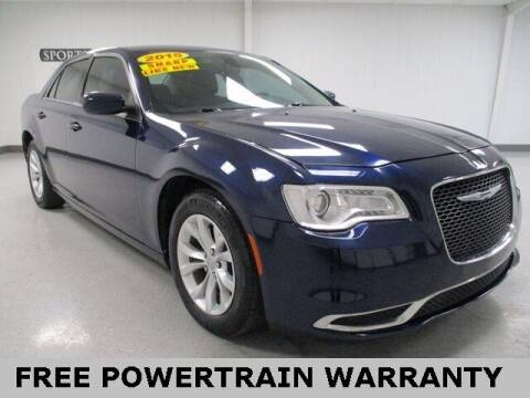 2015 Chrysler 300 for sale at Sports & Luxury Auto in Blue Springs MO