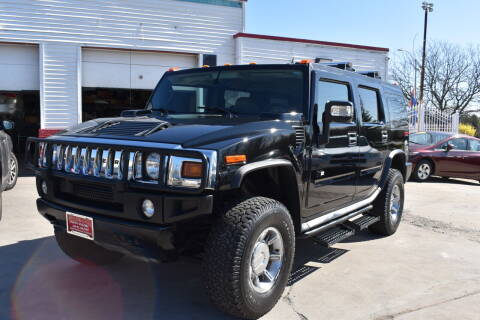 2005 HUMMER H2 for sale at New Park Avenue Auto Inc in Hartford CT