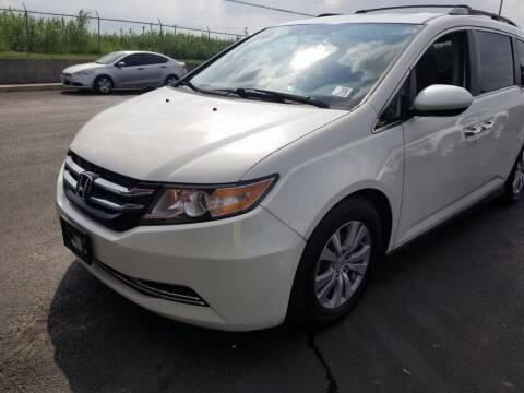 2015 Honda Odyssey for sale at Smart Chevrolet in Madison NC