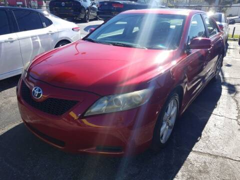 2008 Toyota Camry for sale at Castle Used Cars in Jacksonville FL