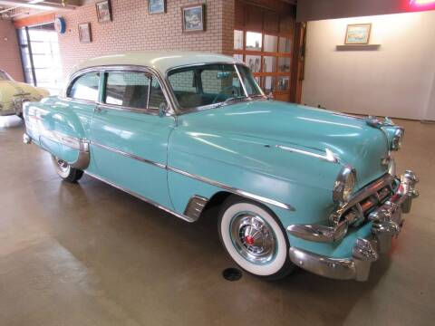 1954 Chevrolet Bel Air for sale at Arnold Motor Company in Houston PA