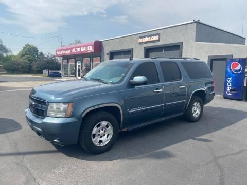 2008 Chevrolet Suburban for sale at Auto Image Auto Sales in Pocatello ID