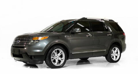 2015 Ford Explorer for sale at Houston Auto Credit in Houston TX