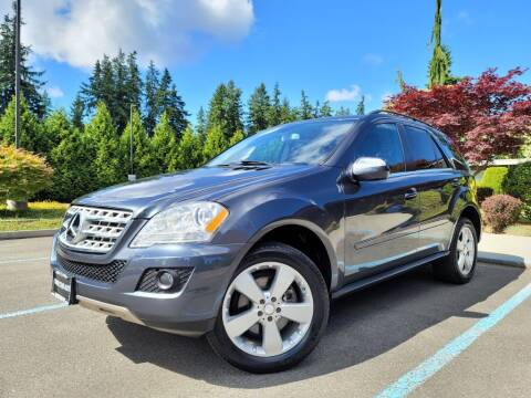 2010 Mercedes-Benz M-Class for sale at Silver Star Auto in Lynnwood WA
