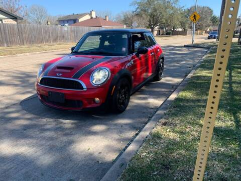 2010 MINI Cooper for sale at Demetry Automotive in Houston TX