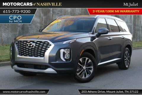 2020 Hyundai Palisade for sale at MotorCars of Nashville in Mount Juliet TN